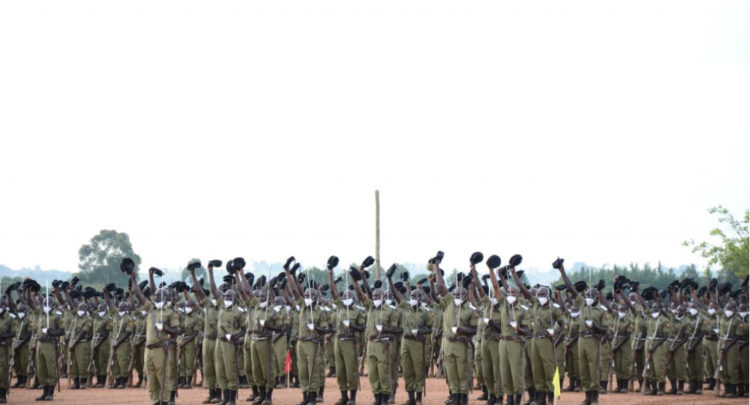 More than 3,000 police officers promoted to new ranks