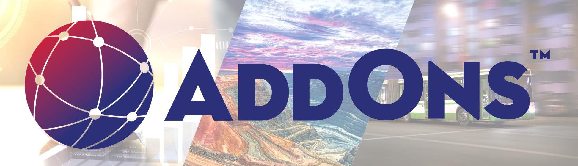 AddOns Newsletter – September, 2018