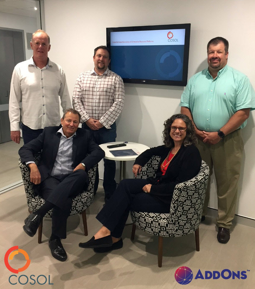 AddOns and COSOL Announce Strategic Partnership