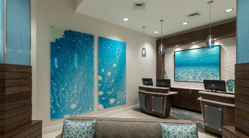 Check in Building at Summer Bay Orlando by Exploria Resorts