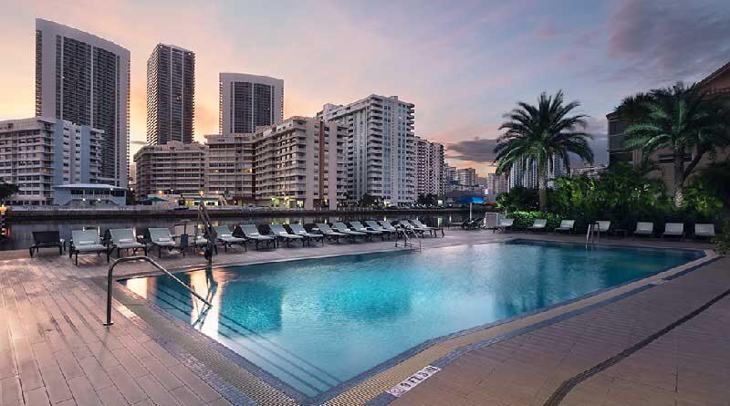 Beachwalk Elite Hotels And Resorts In Hallandale Beach, Florida