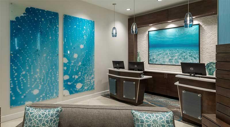 Check-in Building at Summer Bay Orlando by Exploria Resorts