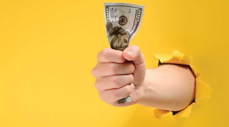 Timeshare Bursting Money