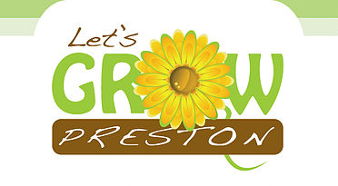Let's Grow Preston Logo