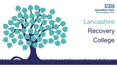 Lancashire Recovery College Timetable