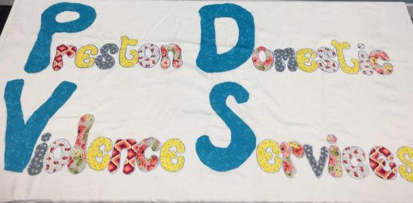 Childrens picture saying Preston Domestic Service