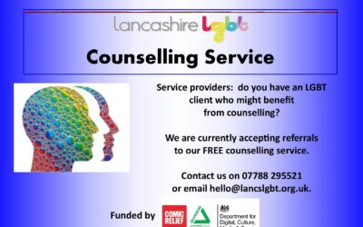 Lancashire Gender Outreach Workers