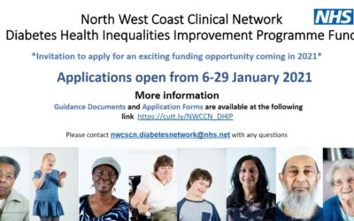 North West Coast Diabetes Health Inequalities Improvement Programme Fund