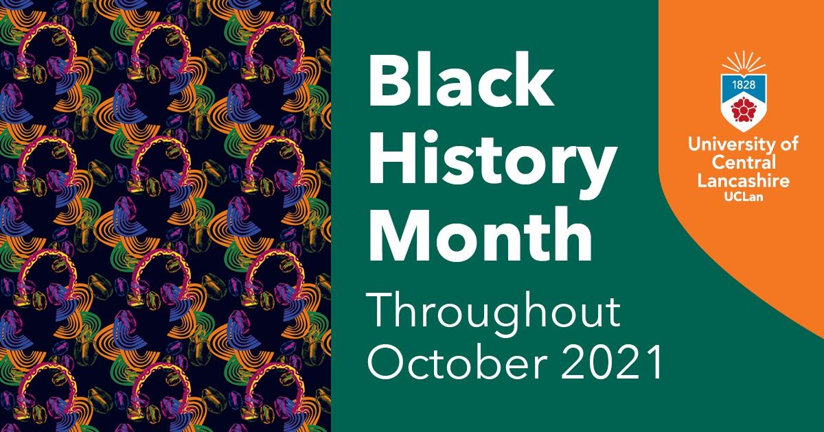 Black History Month promotion