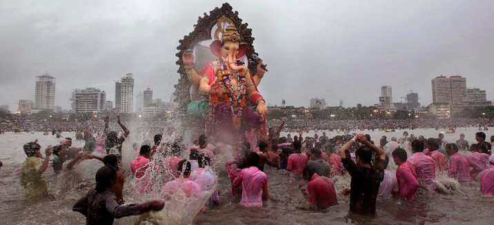 Effects of Ganapati Festival