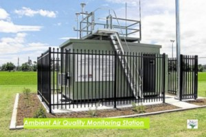 Ambient Air quality monitoring stations AAQMS