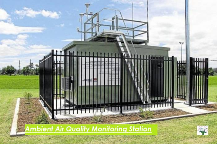 Ambient Air Quality Monitoring Stations