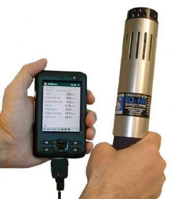Indoor air quality testing equipment - Perfect Pollucon Services