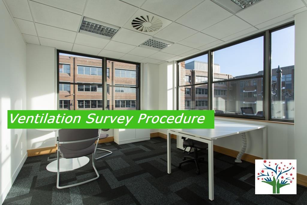 Ventilation Survey Procedure