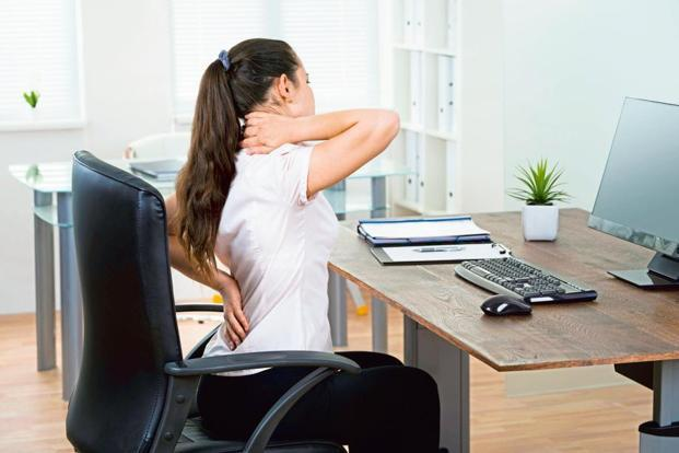Poor Posture - Effects of Poor Lighting at Workplace - Perfect Pollucon Services