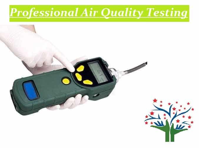 Professional Air Quality Testing