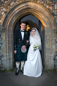 Weddings at St Mary's (© Scott Ramsey Photography)
