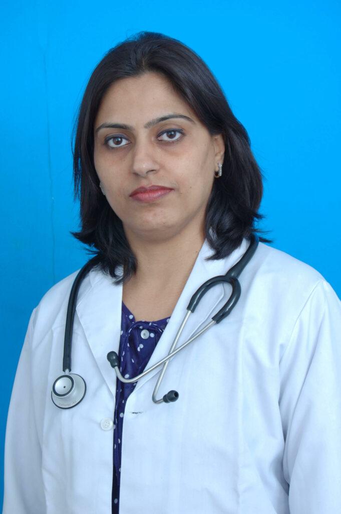 IVF specialist dr. Shweta Goswami