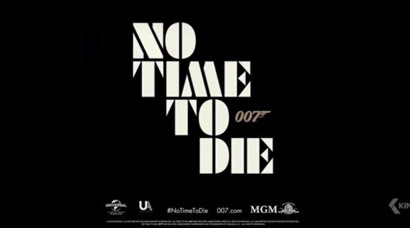 """अगर आप जेम्स बाॅन्ड सीरीज मूवी के फैन हैं तो आपके लिए खुशखबरी है। जेम्स बाॅन्ड 007 की अगली फिल्म जल्द ही सिनेमा घरों में आने वाली है। जेम्स बाॅन्ड की """"नो टाइम टू डाई"""" 2020 में रिलीज होने वाली है। इस मूवी का पहला लगभग 15 सेकंड की क्लिप को यूट्यूब और ट्विटर पर लांच किया गया।"""
