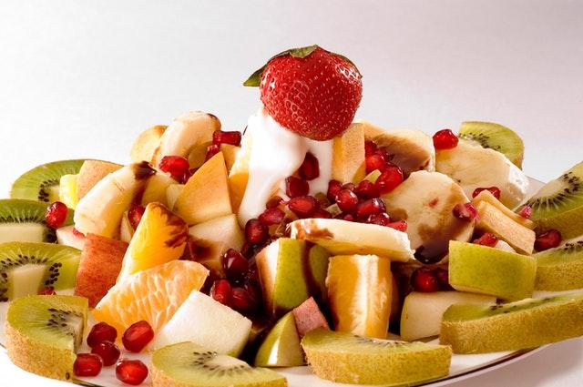 indian fruit salad recipe for immunity