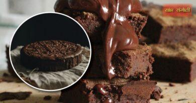 आइस्क्रीम चाॅकलेट केक