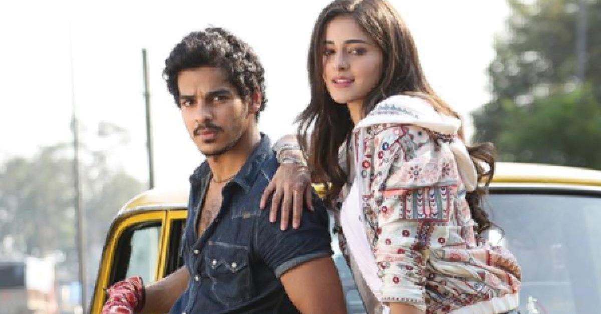 Ishaan and Ananya Panday