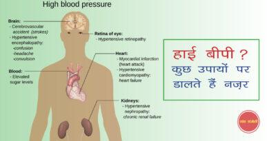 रक्तचाप कैसे कम करें, तुरंत बीपी कम करने के उपाय,