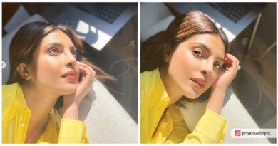 Priyanka Chopra's new post on Instagram