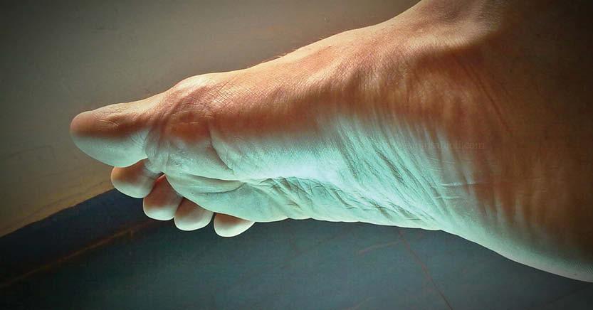 पैरों में खुजली