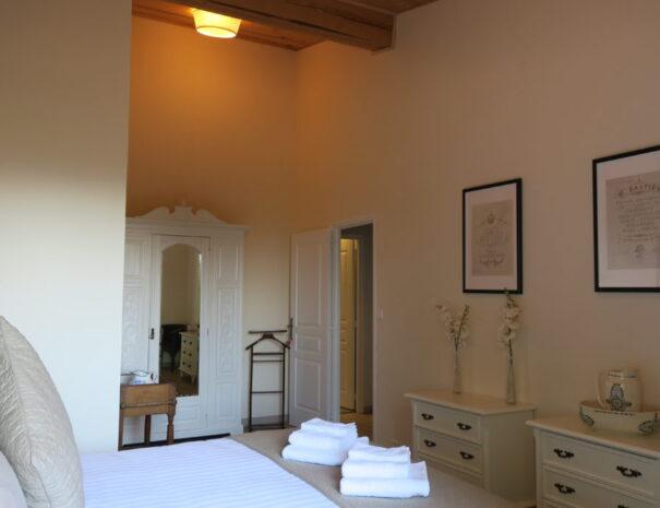 Master Bedroom - Gîte Corbières