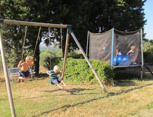 Domaine - Kids trampoline