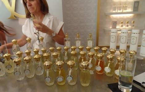 The Annick Goutal Madison Avenue Store Is Scentsational