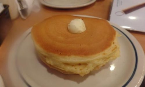 I Hopped To IHOP on National Pancake Day–And Was Completely Dazzled As I Drizzled On The Syrup!