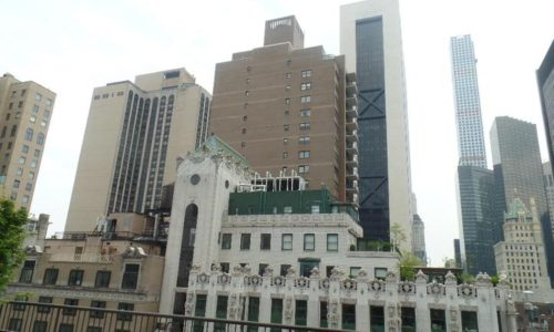 Lovin' Life On Top Of The Quin Hotel On West 57th Street!