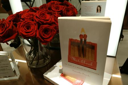 Ultimate NYC Matchmaker Samantha Daniels Tells All At Saks' First Kiss Event!