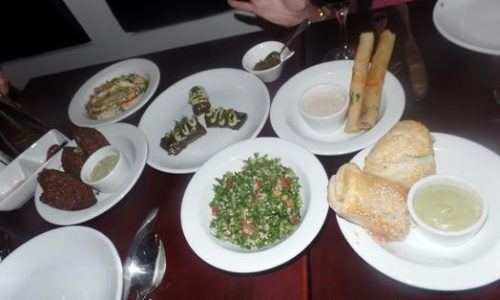 Hummus 21: Kosher Middle Eastern Fare With The Friendliest Service Anywhere