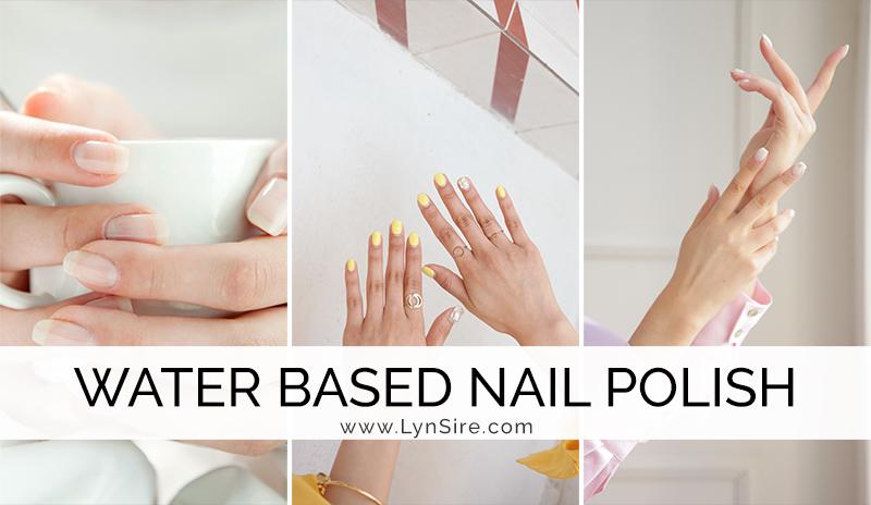 Water based nail polish brands
