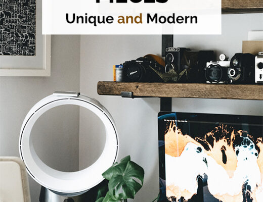 5 Home Decor Pieces Unique and Modern