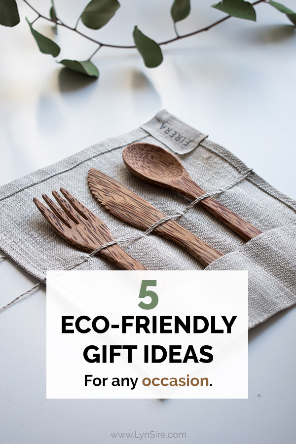 5 Eco Friendly Gift Ideas for Any Occasion
