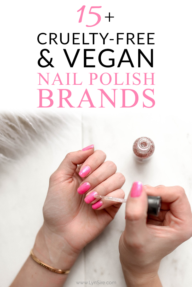 15 Nail Polish Brands That Are Cruelty Free and Vegan