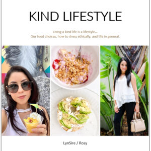 LynSire Vegan eBook Kind Lifestyle