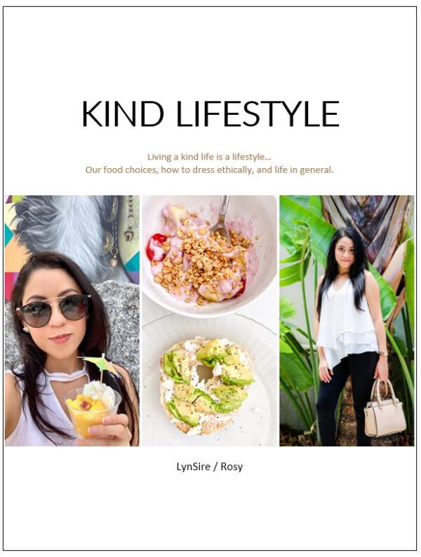 LynSire Vegan eBook Kind Lifestyle