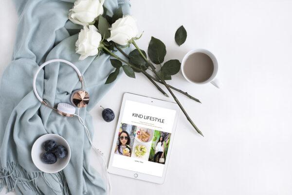 LynSire Vegan eBook Kind Lifestyle iPad