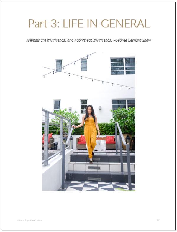 Vegan eBook Kind Lifestyle Preview