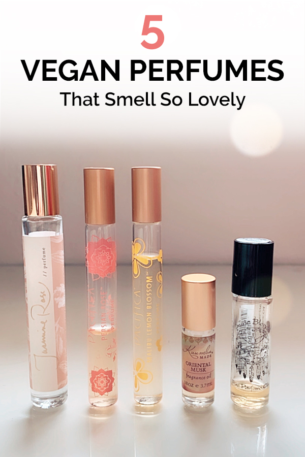 5 Cruelty Free Perfumes That Smell So Lovely