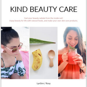 LynSire Vegan eBook Kind Beauty Care