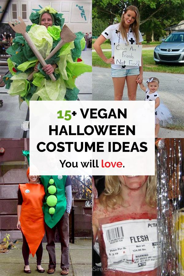 15 Vegan Halloween Costume Ideas you will love