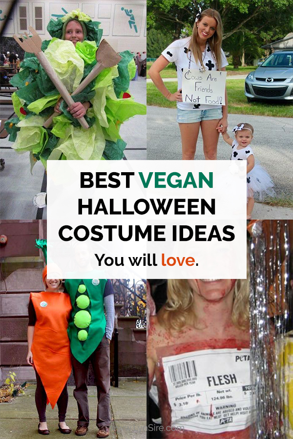 Best vegan halloween costume ideas you will love