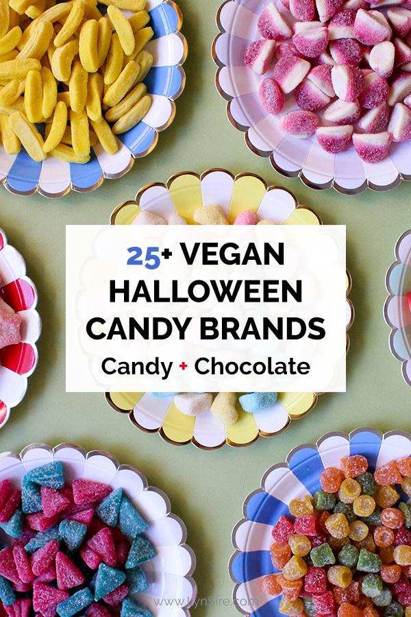 25 Vegan Halloween Candy Brands Chocolate