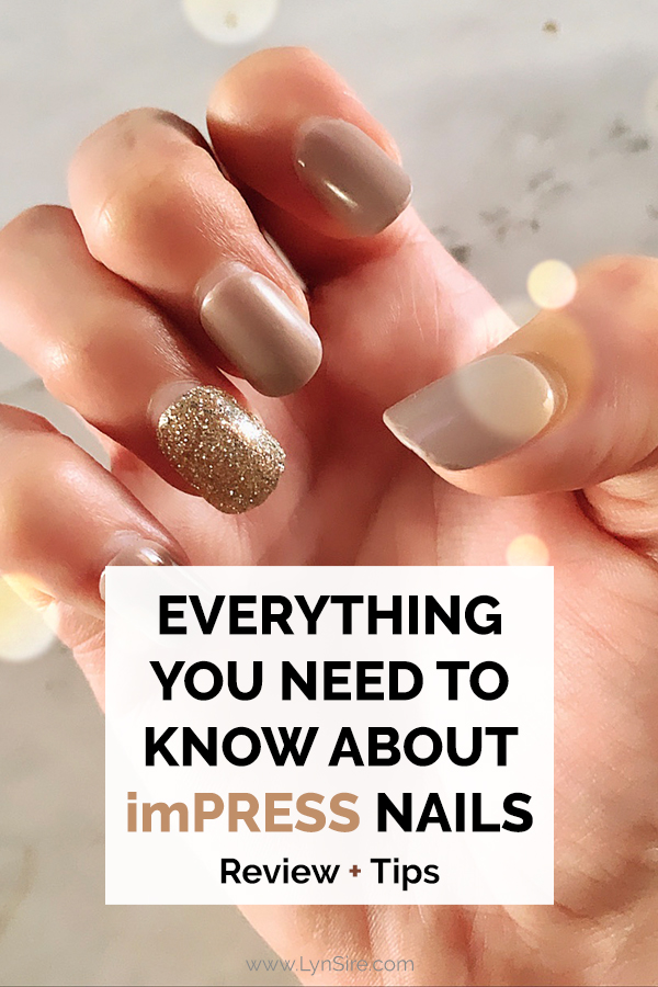 Everything You Need to Know About imPRESS Nails press on Review Tips